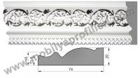 Dekoratif Mobilya Profilleri 7420 01