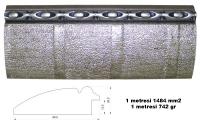 Dekoratif Mobilya Profilleri 80B30 ( Resim Çerçevesi )