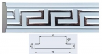 Dekoratif Mobilya Profili 6808 06