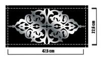 Dekoratif Stiker Ayna 11A