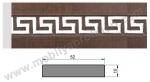Plastik Ofis Profilleri 5210 07
